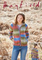 Hayfield Spirit Double Knit Knitting Patterns
